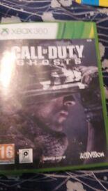 Call Of Duty Ghosts Xbox 360 For Sale