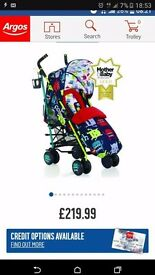 Cosatto cuddle monster supa 2 stroller