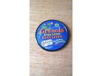 Antique Advertising Granola Digestive Biscuits Mirror