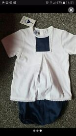 WITH TAGS BRAND NEW! AGE 1 GIRLS STUNNING 2 PIECE OUTFIT.