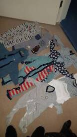 baby clothes age 9-12 months like new bundle 4
