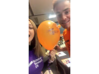 *NEXT WEEKEND* Join Alzheimer's Research UK's Christmas Collection Crew at Edinburgh Sainsbury's
