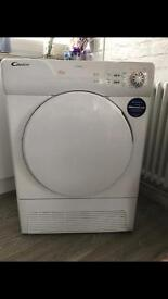 8kg candy condensing tumble dryer