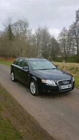 2007 Audi A4 1.9 tdi Se quattro avant diesel estate