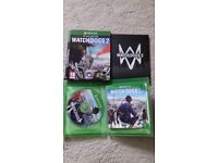 BNIB Watch Dogs 2 Deluxe Edition