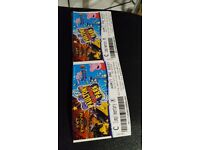 Paultons Park 6x Adult tickets