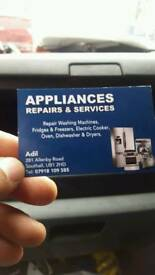 APPLIANCE REPAIR ENGINEER