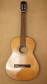 Angelica 2851 full size classical acoustic guitar