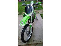 2011 Kawasaki KX85 Big Wheel (Mint)