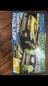 Scalextric Digital Jaguar Set 250x235cm