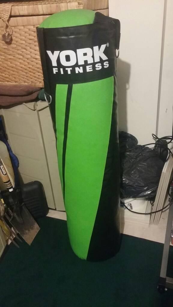 York fitness punchbag