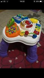 Vtech activity table - toddler