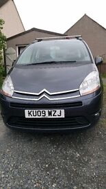Citroen C4 Grand Picasso For Sale. 2009 Reg. Sale due to need for bigger car!