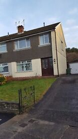 3 Bedroom Property for Rent in Castle Park, Caerphilly.