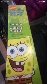 Spongebob Guitair