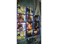 Ps4 games 20 Pounds Each