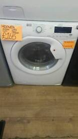 HOOVER 8+5KG 1400SPIN WASHING MACHINE IN WHITE