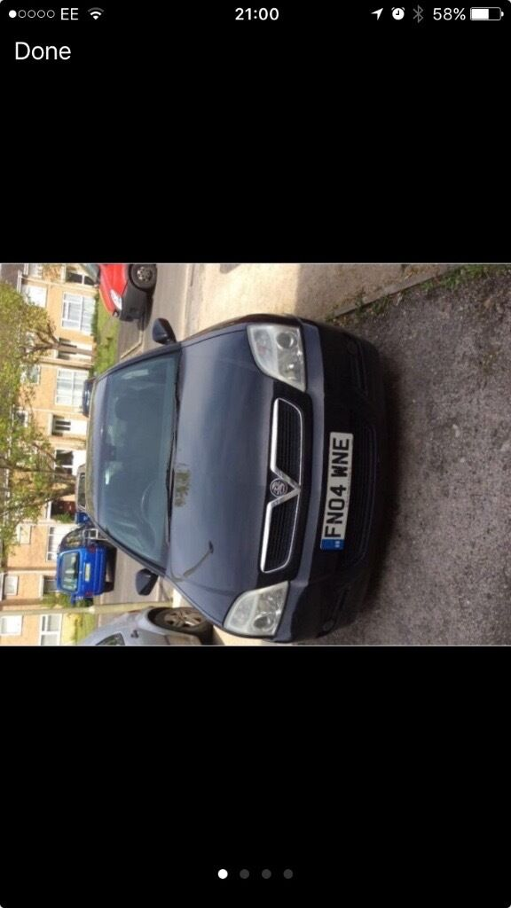 Vauxhall Vectra - Spares or Repair