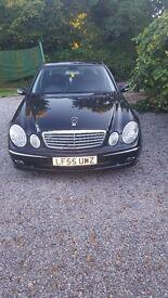 *Mercedes Benz E280* only 65800 miles...2006