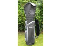 BRAND NEW - Golf Bag by Memphis - Suitable for Carry or CART - Partitioned for 14 clubs - Rain Cover
