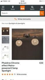Ceiling light brand new £15