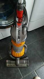 Dyson dc 24 upright vacuum cleaner