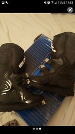 Wulf sport racing boots