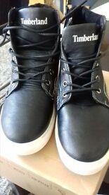 Size 6 Timberland Boots