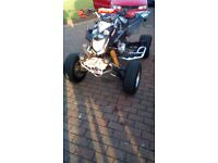 QUADZILLA 300 L QUAD BIKE (ROAD LEGAL) READ THE FULL AD SO YOU UNDERSTAND