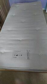 House of Fraser Trundle & single mattress