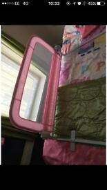 Mothercare bed guard/rail for sale