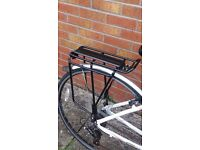 bicycle panier and rack
