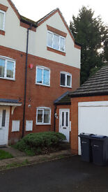 Double Room in New Build House, Stirchley, Birmingham B30. Nr Bournville Train Stn. Bills Included.
