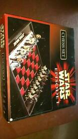 Star wars episode 1 chess set