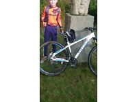 16 inch Carerra Mountain bike