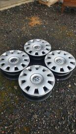 Volkswagen wheel rims & trims