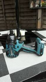 Makita brushless impact drill body only