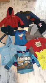 Bundle of Boys Clothes 2-3