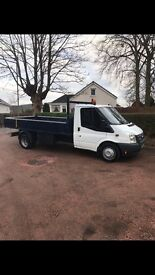2007 ford transit tipper! New engine rebuild great condition