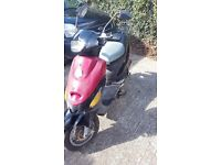 direct bikes 50 cc moped