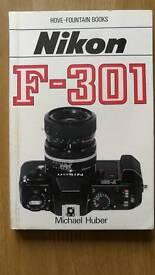 nikon F-301 manual book