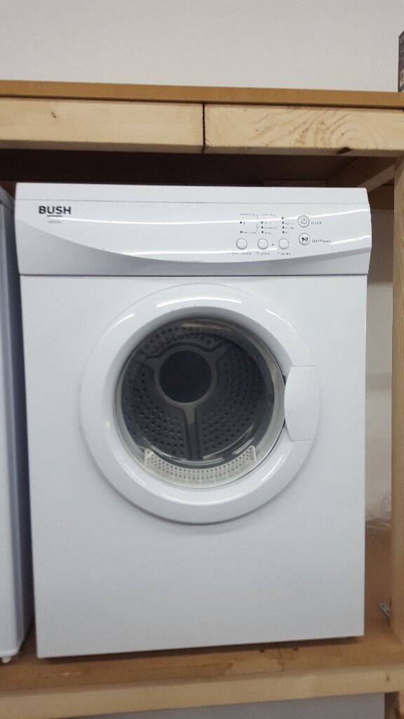 New graded bush tumble dryer 6kg for sale in coventry 12 month warrentyin Coventry, West MidlandsGumtree - New graded bush tumble dryer 6kg vented for sale in Coventry 12 month warranty Free delivery in Coventry For more information 07940526433 162 jubilee crescent cv63es Coventry