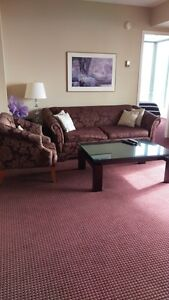 Furnished 2 bedroom a apartment for rent