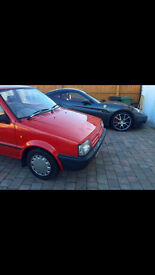 1991 Nissan Micra 1.0 LS Wax Oiled! Only 65,000 Miles From New Lots Of Service History New MOT K10