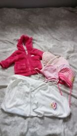 Baby girl beautiful clothes 0-3 months