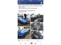 Hyundai Coupe 2.0 SE 102k Swap or sell