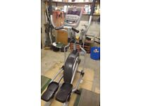 Elliptical cross trainer - Horizon Fitness TE900 USED in Immaculate Condition