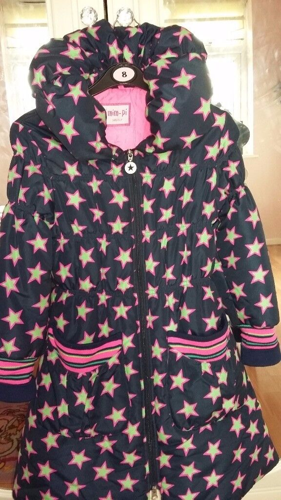 Mim pi stars coat age 11 but id say 10
