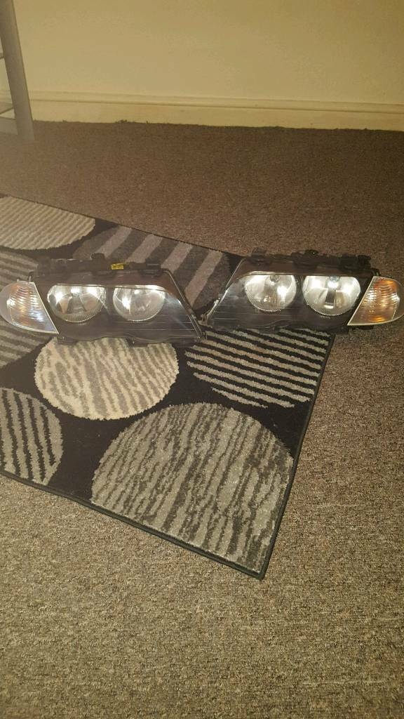 headlight for E 46