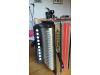 Hohner Melodeon in C